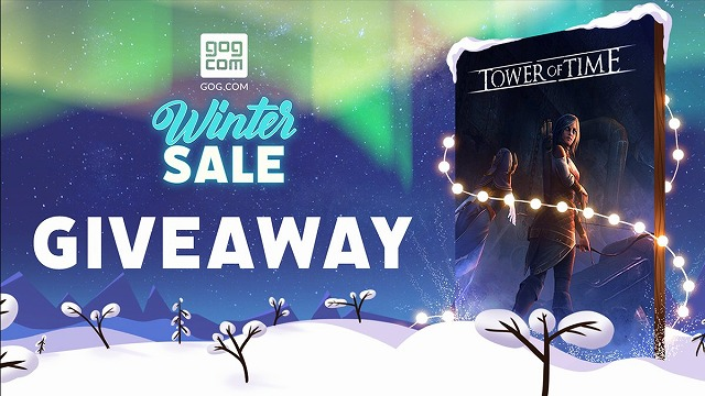 Tower of Time GoG GiveAway FREE